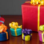 Geschenkoption im Online-Shop