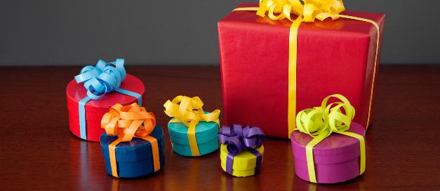 Geschenkoption