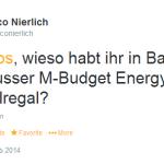 Beschwerdemanagement by @migros