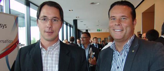 Michael Meier und Marco Nierlich