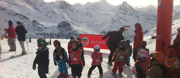 Skischule Zinal